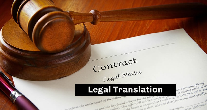Why Do Legal Documents Need Professional Legal Translation Services?
