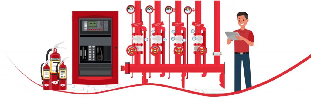Advantages of fire extinguisher barcode inspection software